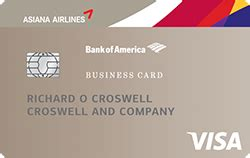 Bank Of America Business Credit Card Login