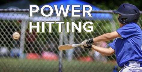 baseball power swing coaching baseball power hitting by paul reddick coachtube