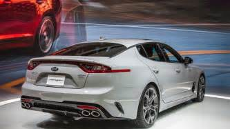 Gt Price 2018 Kia Stinger Gt Price Review Specs And Release Date