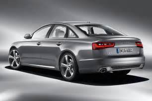Audi A6 2012 Price 2012 Audi A6 Officially Unveiled The Torque Report