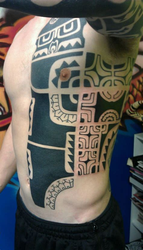 marquesan tattoos images