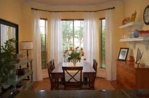 window treatment ideas for bay windows in kitchen bay window curtain rods 40 days of