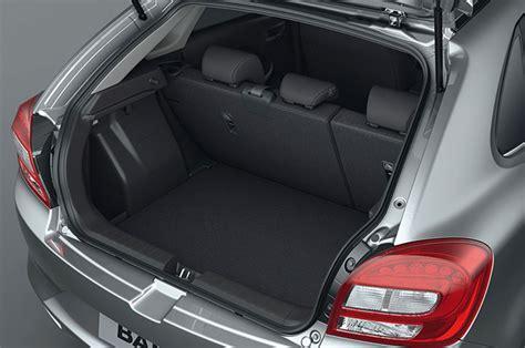 interior design review suzuki baleno 2018 model car interior design review