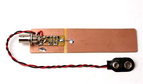 mini whip active antenna 10khz 30mhz by roberto chirio ham radio ham radio antenna hf
