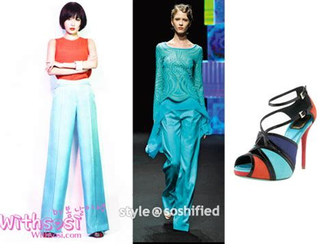 J Estina Sooyoung Clutch 532 soshified styling 2012 soshified styling march