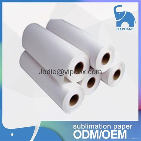 writing printing paper manufacturer roll sublimation transfer paper for textile dbx paper