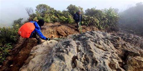 Senter Gunung bertarung ke puncak petarung 171 portal berita karo