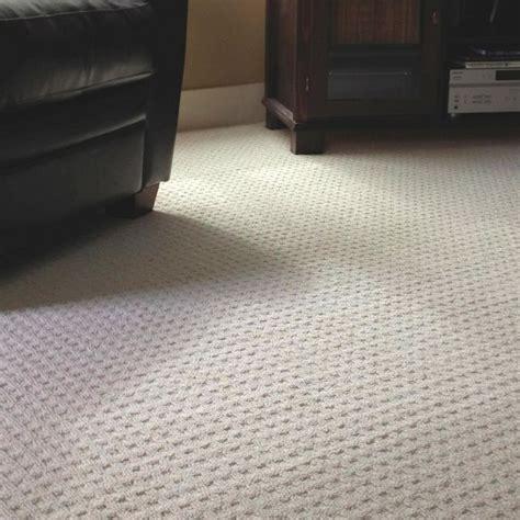 waffle pattern carpet installed patterned carpet for