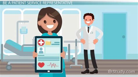 patient service representative job description abcom