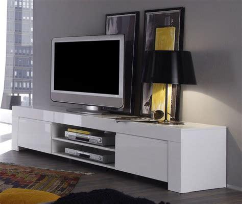 tv meubel hout groningen tv lowboard hoogglans wit kopen aktie wonen nl