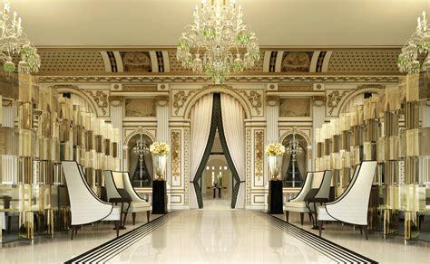 Antilla Floor Plan the peninsula paris lobby luxuo