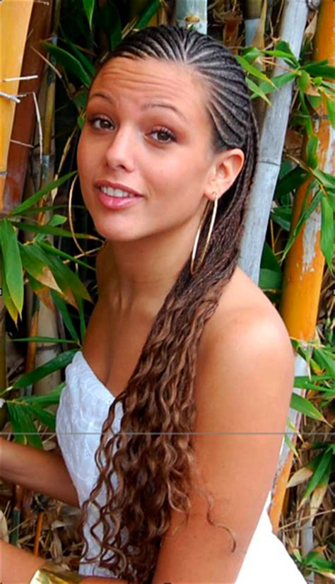 corn row syles in layers layered cornrows twists braids beyond pinterest