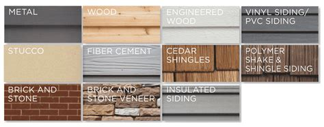 types of siding on houses combine exterior siding materials to save money troy roofing company