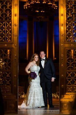 kosher wedding halls new york city gatsby inspired wedding with purple gold d 233 cor in new york inside weddings