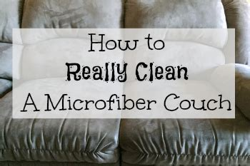 how to clean microfiber couch at home cleaning tip tuesday cleaning a microfiber couch lemons