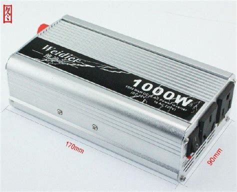 Power Inverter 1000w Dc 12v Ke Ac 220v Murah 1000w power inverter dc 12v to ac 220v with usb for auto