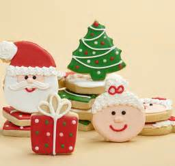 christmas decorated cookies xmasblor