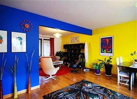 colors for home interiors 5 tips to create modern interior decorating color schemes with rich blue color