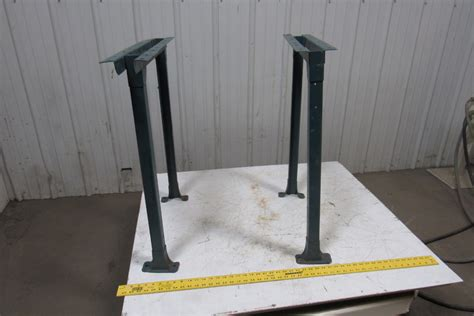 work bench legs industrial steel shop table legs workbench conveyor legs