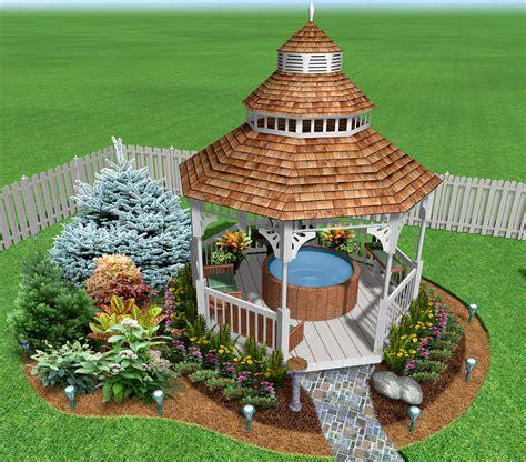landscape design software  idea spectrum realtime landscaping pro features