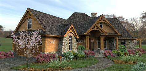 Mountain Rustic Home Plans by Rustic Mountain Retreat House Plans Home Design And Style