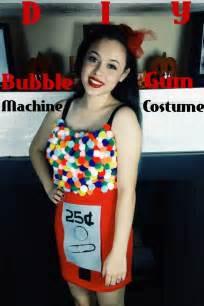 bubblegum machine costume diy bubble gum machine costume
