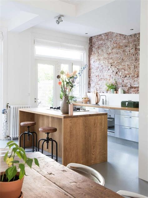 keuken trend 2018 15 best 10 kitchen brick ideas on