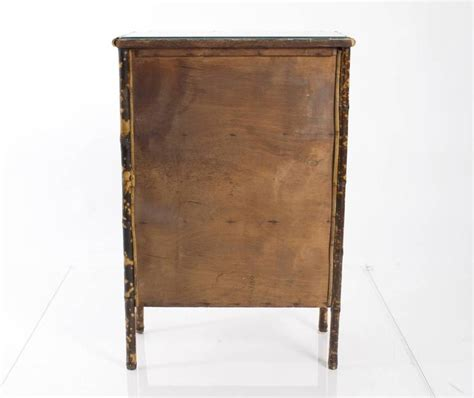 Decoupage Cabinet - decoupage bamboo cabinet at 1stdibs