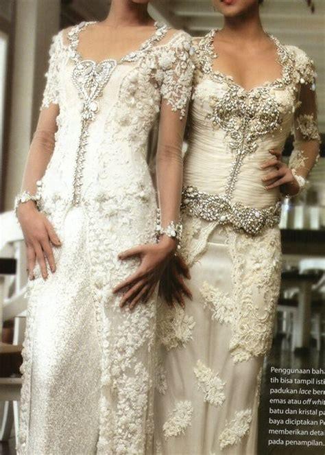 Kebaya Baju Wanita Bustier model kebaya payet gaya tex bintou s payet gaun