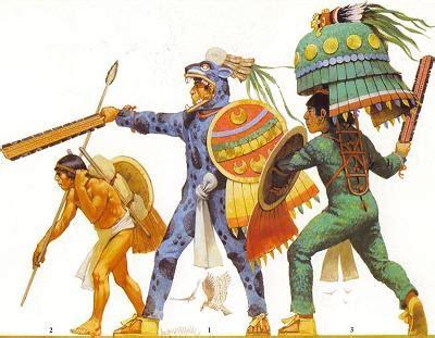 imagenes de vestimentas aztecas vestimenta azteca la gu 237 a de historia
