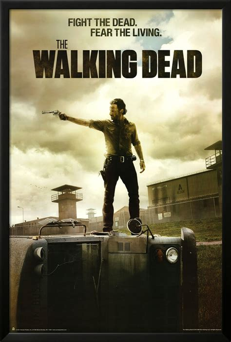 Walking Dead Giveaway - contest the walking dead framed posters giveaway nerd reactor