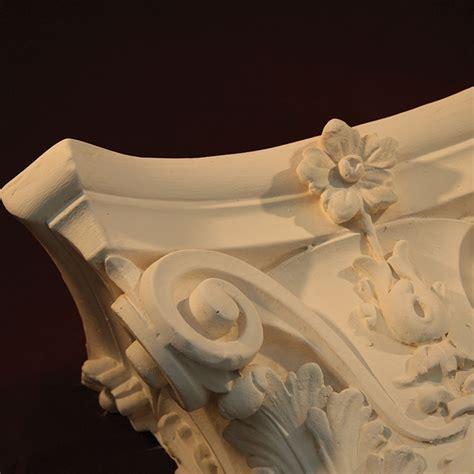 Ceiling Corbels Column Corbel With Large Acanthus Leaf Design
