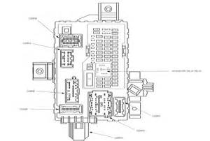 2011 ford mustang fuse box diagram dash