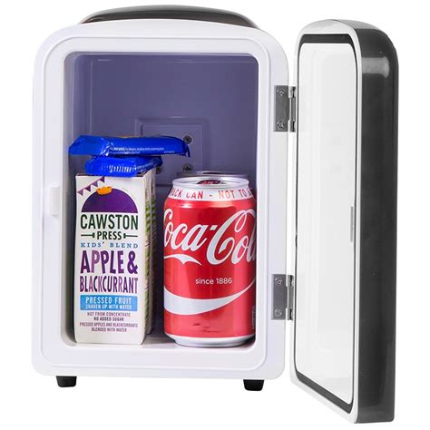 mini fridge and iceq 4 litre mini fridge black