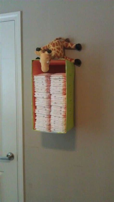 diy diaper storage ideas cloth diaper organization houses 20 simple and practical nursery organization hacks home