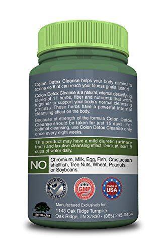 System Flush Detox by Colon Cleanse Pro Detox Digestive System Flush Lose