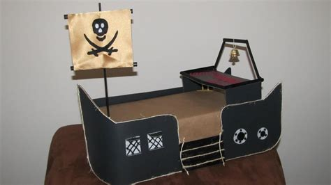 How To Make A Pirate Ship From Paper - make a pirate ship cupcake stand 187 dollar store crafts