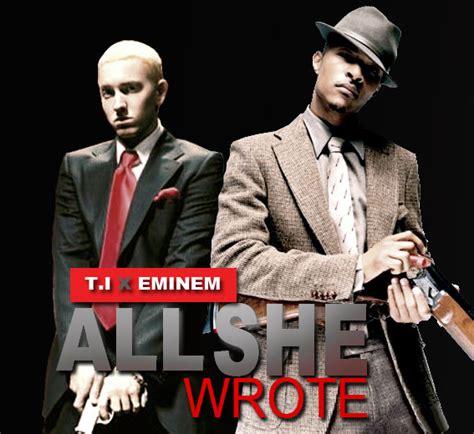 eminem zero eminem t i all she wrote remix final mix by dj zero