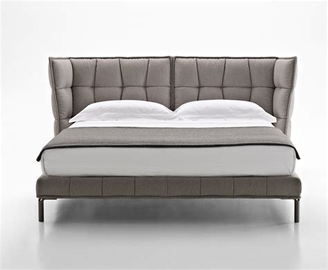 bed b double beds bed husk by b b italia