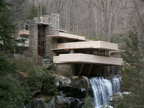falling water architect fallingwater house frank lloyd wright mill run united