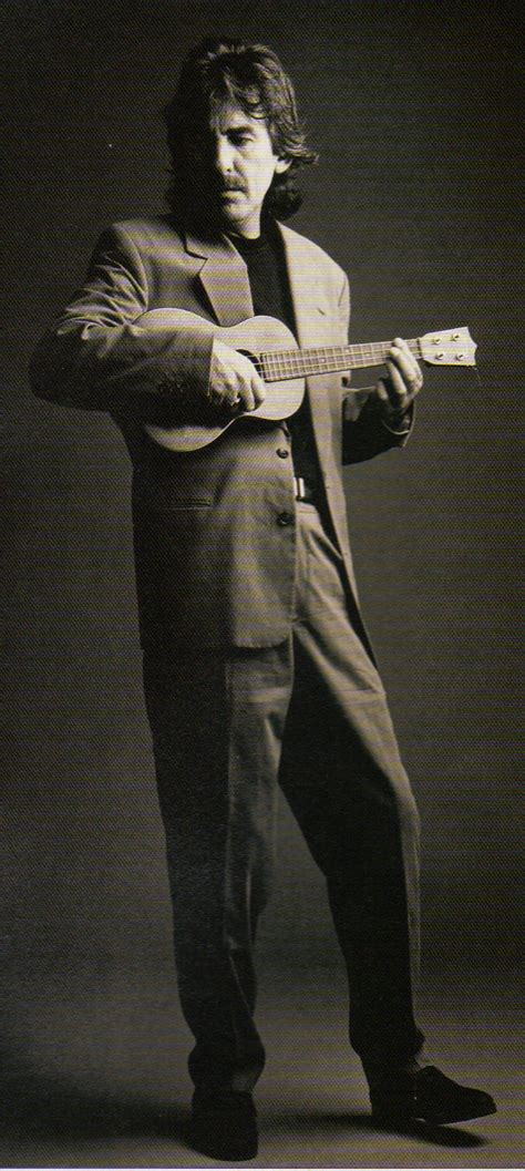 the play of george what uke ukes did george harrison play