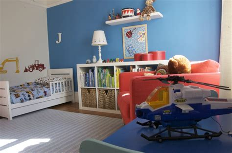 Toddler Boys Bedroom | boys room interior design