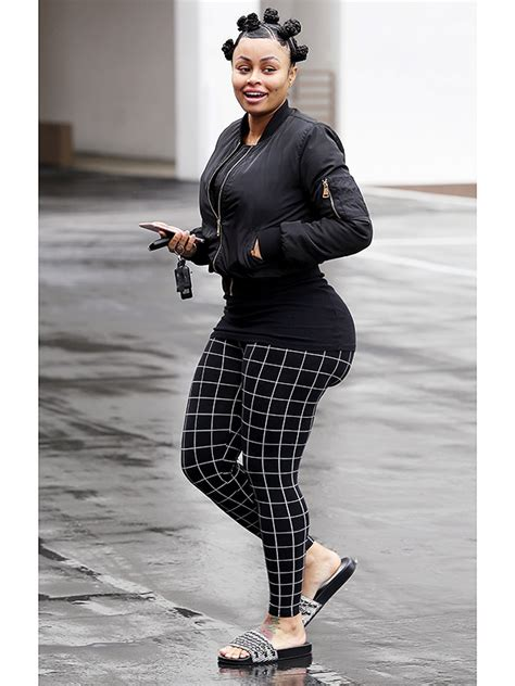 style trend black people blac chyna rocks a cool new crazy hairstyle see her