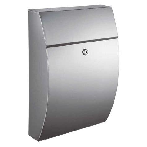 stainless steel mailbox salsbury industries 4500 series stainless steel standard