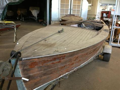 vintage chris craft project boats for sale project boats for sale