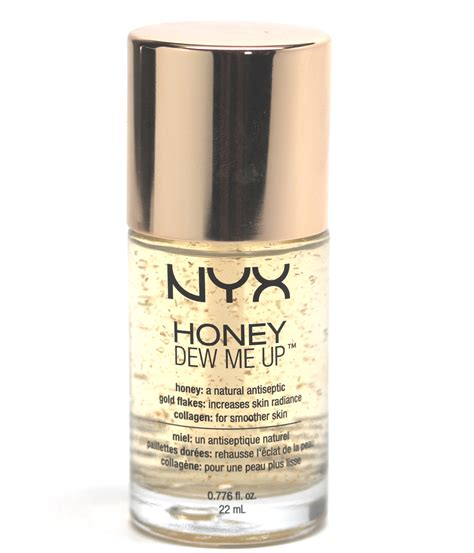 Primer Dan Foundation Nyx Nyx Cosmetics Honey Dew Me Up Primer Review Photos