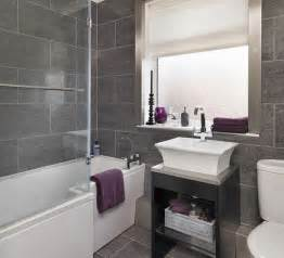 Grey Bathroom Designs Bathroom In Grey Tile Part 2 In Bathroom Tile Design Ideas On Floor Tiles Design