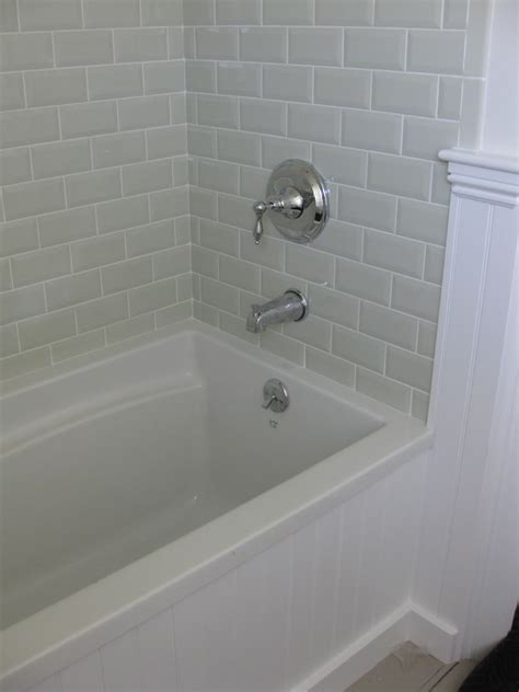 Subway Tile In Bathroom Ideas S House A Completed Project