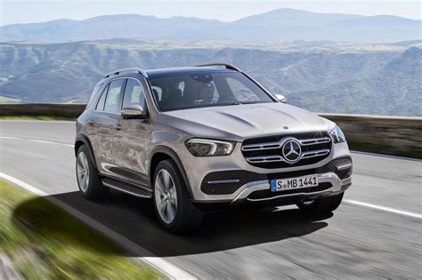 mercedes benz gle officially revealed performancedrive