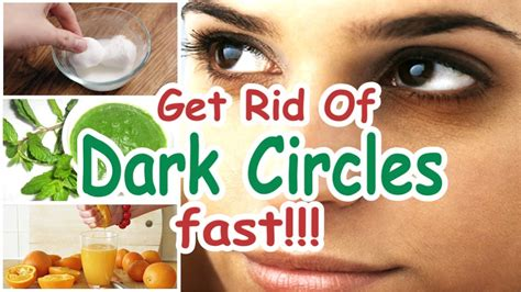 Ways To Banish Circles by 10 Easy Ways To Get Rid Of Circles